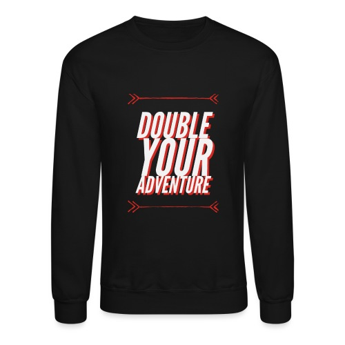 Adobe Post 20180818 234600 - Unisex Crewneck Sweatshirt