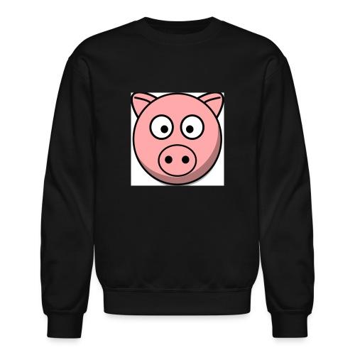 Piggy Mask - Unisex Crewneck Sweatshirt