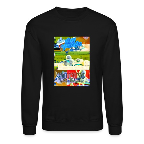 TINY PLANETS x AQUAINT - Unisex Crewneck Sweatshirt