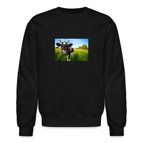 CowFixing - Unisex Crewneck Sweatshirt