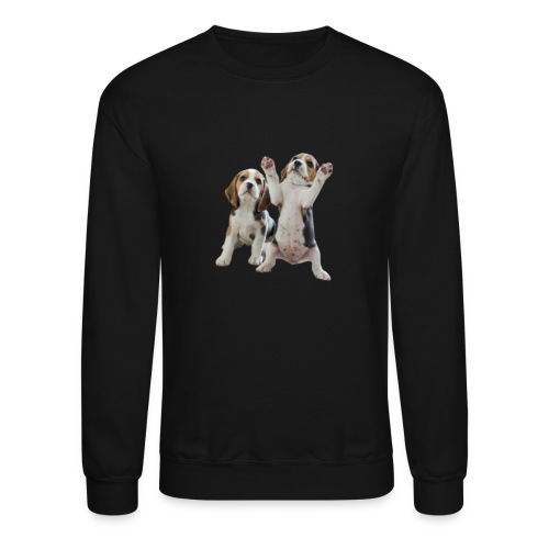 puppy - Unisex Crewneck Sweatshirt