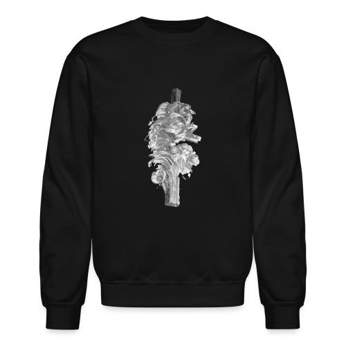 Grey Feather - Unisex Crewneck Sweatshirt