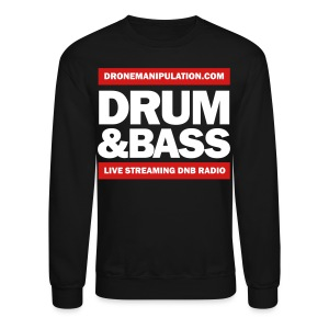Drum and Bass - Crewneck Sweatshirt