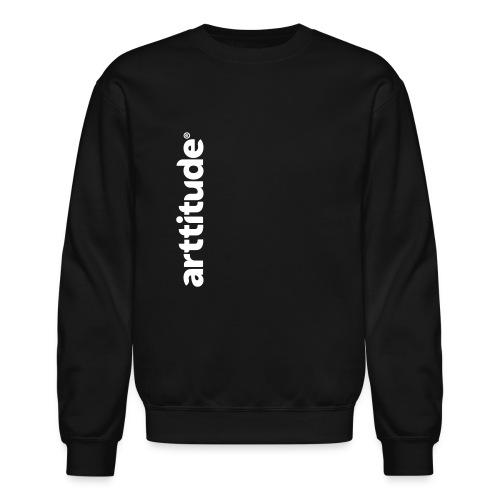 Arttitude Black - Crewneck Sweatshirt