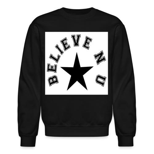 Believe N U - Crewneck Sweatshirt