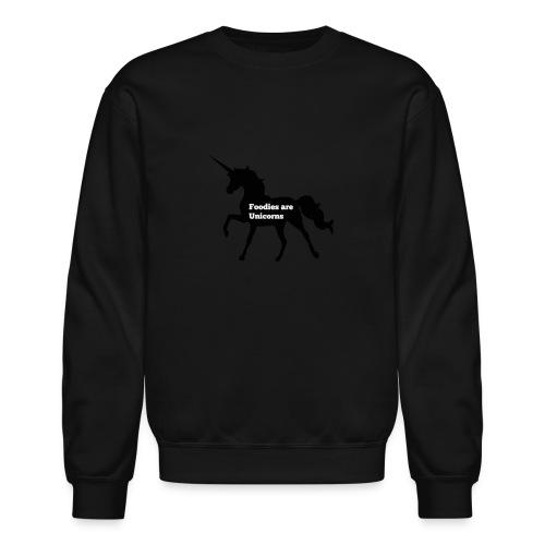 Foodies Are Unicorns - Crewneck Sweatshirt