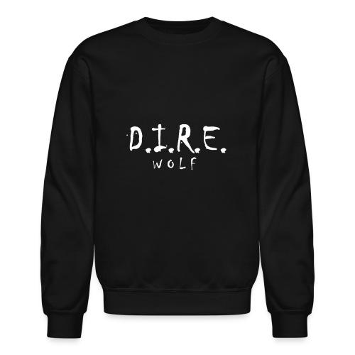 D.I.R.E. W O L F Limited - Crewneck Sweatshirt