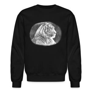 Tiger Sketch - Crewneck Sweatshirt