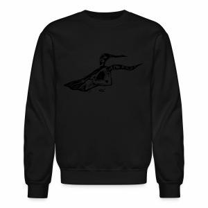 SheepSkull notext - Crewneck Sweatshirt