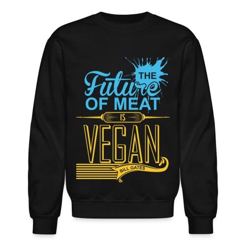 Vegan The Future - Crewneck Sweatshirt