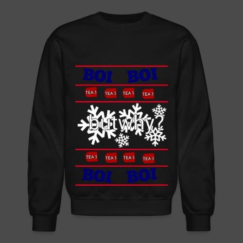 A Very Bronze Christmas Design - Crewneck Sweatshirt