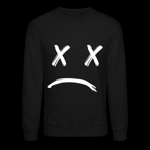 SADGang (White) - Crewneck Sweatshirt