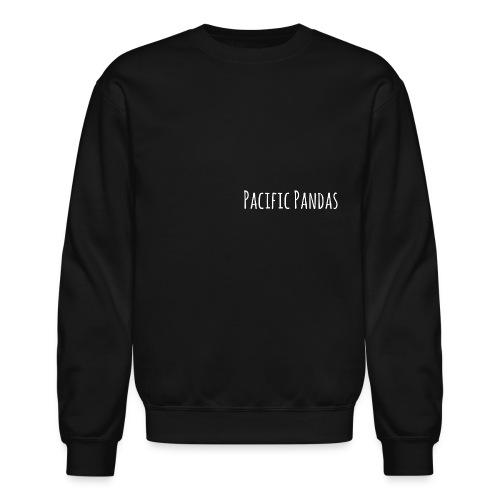 Pacific Pandas Wordmark - Crewneck Sweatshirt