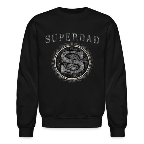 Father´s Day T-Shirt - Superdad - Crewneck Sweatshirt