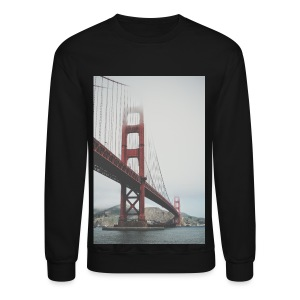 Golden Gate Bridge - Crewneck Sweatshirt