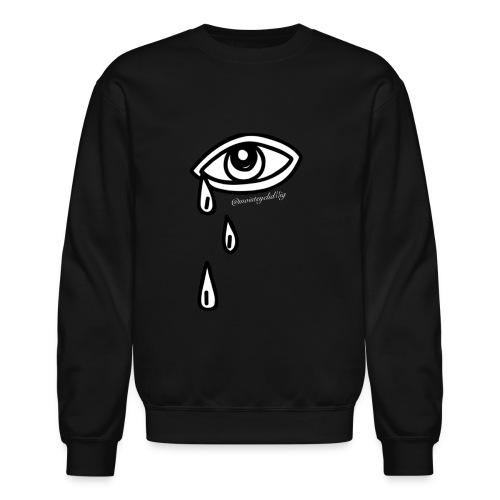 moist eyelid ig - Crewneck Sweatshirt