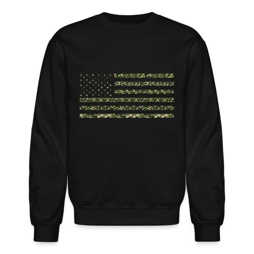 American Flag - Crewneck Sweatshirt