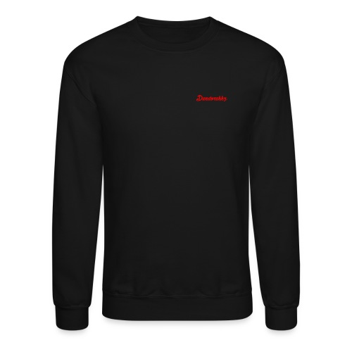 Logo Red - Crewneck Sweatshirt