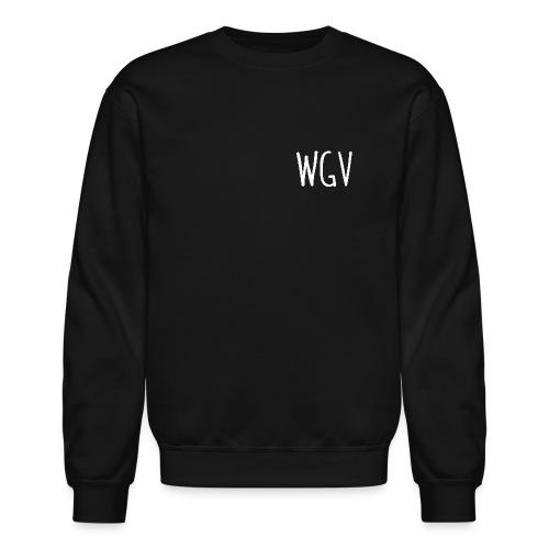 WGV White Logo - Crewneck Sweatshirt