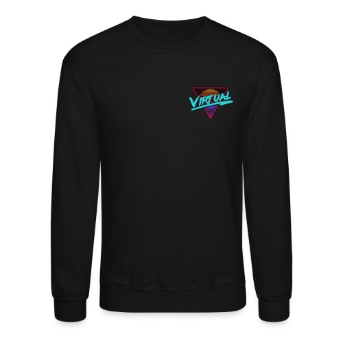 Virtual Logo - Crewneck Sweatshirt