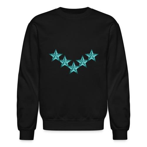 The Green 5 Star - Crewneck Sweatshirt