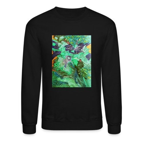 NightLab1 - Crewneck Sweatshirt