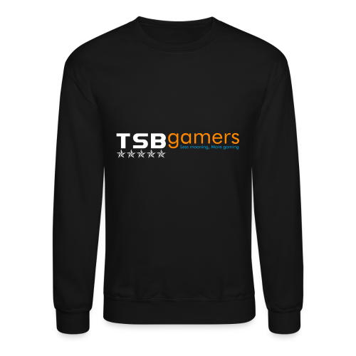 TSB White Website Logo FullColor - Crewneck Sweatshirt