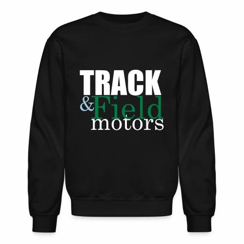 Track and Field Logo - Crewneck Sweatshirt