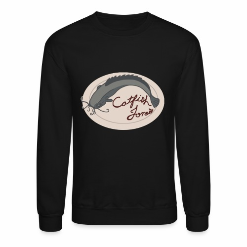 Fish Painting - Crewneck Sweatshirt
