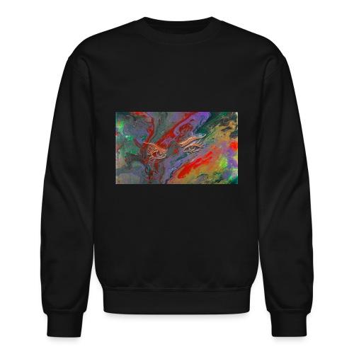 fluid thoughts - Crewneck Sweatshirt