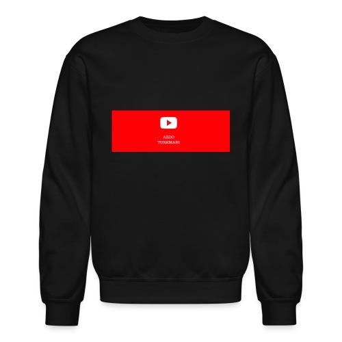 like and smaaaaaash - Crewneck Sweatshirt