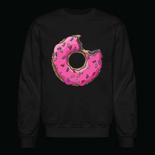 Sprinkled Donut - Crewneck Sweatshirt