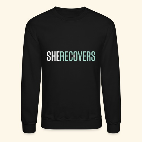 She Recovers - Crewneck Sweatshirt