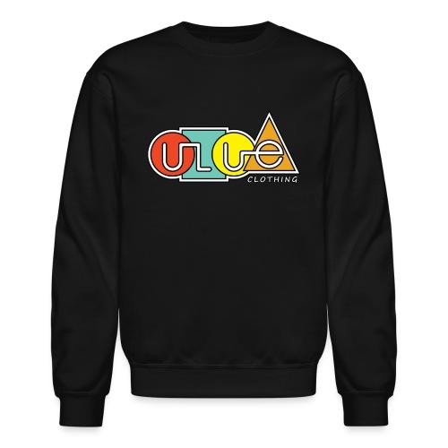U1U3 CR3W - Crewneck Sweatshirt