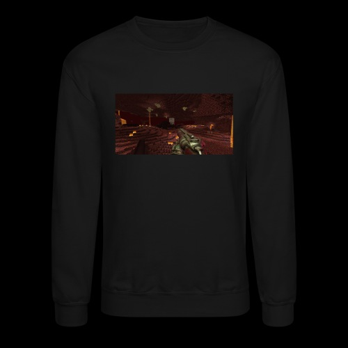 Welcome to the Neather - Crewneck Sweatshirt