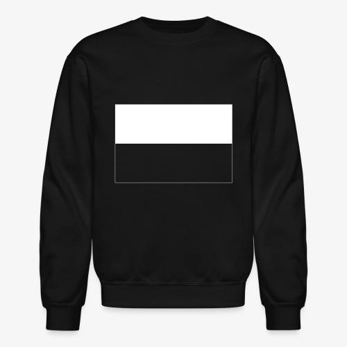 Black And White - Crewneck Sweatshirt