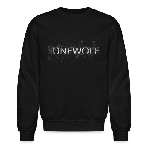 LoneWolf - Crewneck Sweatshirt