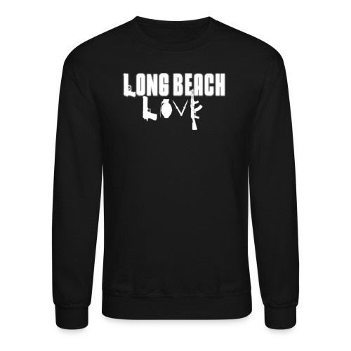 Long Beach Love - Crewneck Sweatshirt