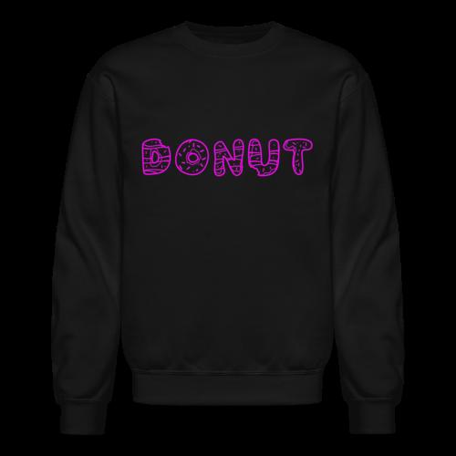 Donut Official Neon - Crewneck Sweatshirt