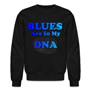 Blues DNA - Crewneck Sweatshirt