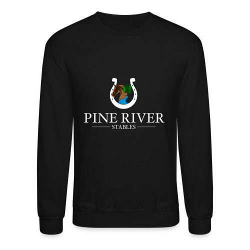 PINE RIVER STABLES - Crewneck Sweatshirt