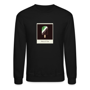 Mint Chocolate Polaroid - Crewneck Sweatshirt