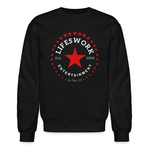 Lifeswork Entertainment - Crewneck Sweatshirt