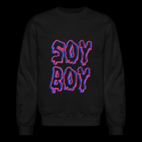 Spooky Soy Boy - Crewneck Sweatshirt