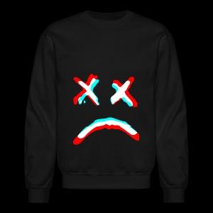 Sad face - Crewneck Sweatshirt