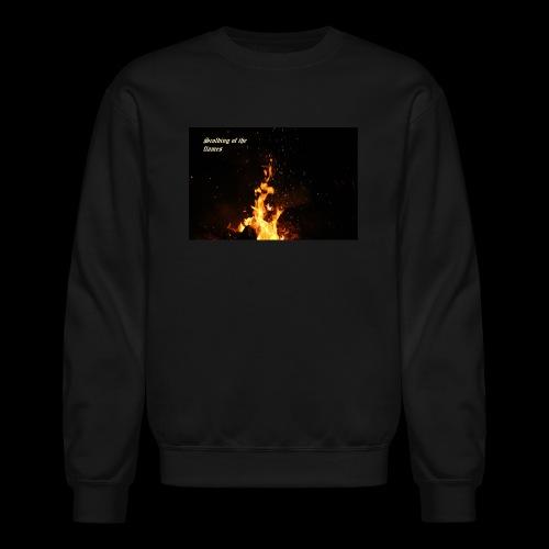the flames - Crewneck Sweatshirt