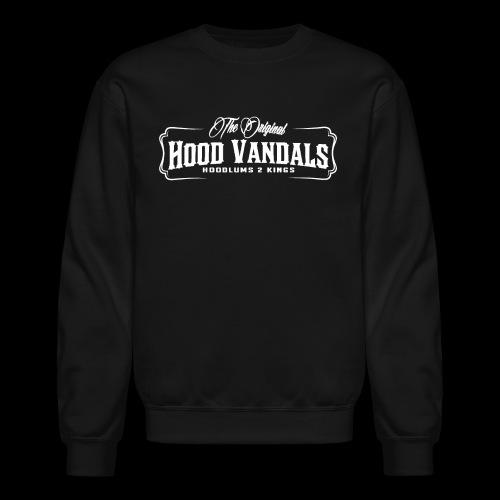 Hood Vandals - Crewneck Sweatshirt