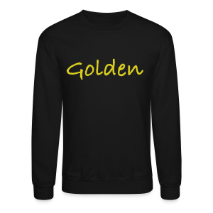 Golden Official - Crewneck Sweatshirt