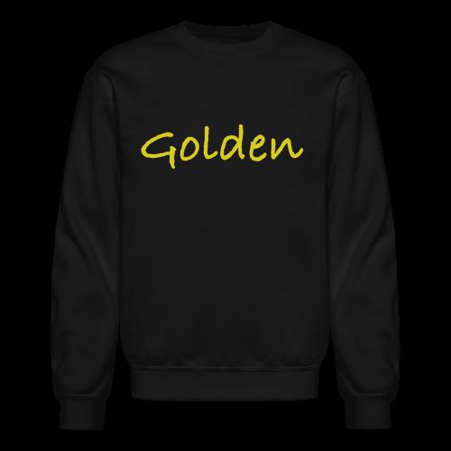 Golden Official - Crewneck Sweatshirt