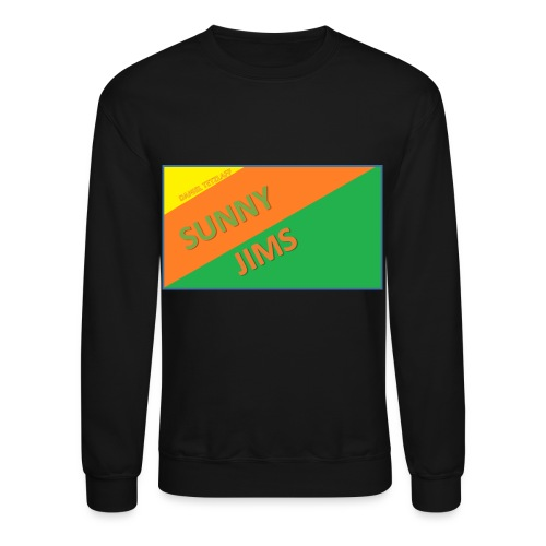 Sunny Jims YouTube Shirt Hoodie (Official) - Crewneck Sweatshirt